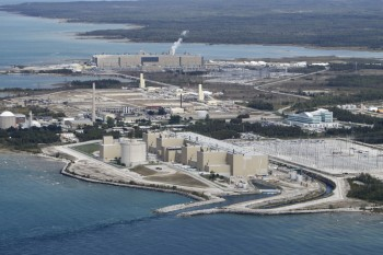 Bruce Nuclear Generating Station, Canada